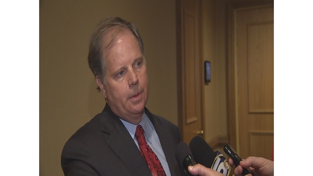 Only one of three AL U.S. Senate Candidates shows up to Orange Beach event