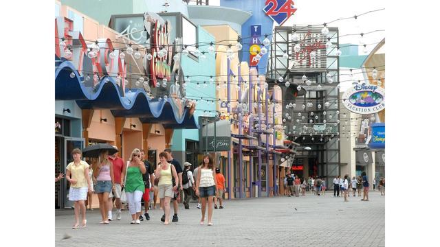 Florida Theme Parks Open In Wake Of Hurricane Irma
