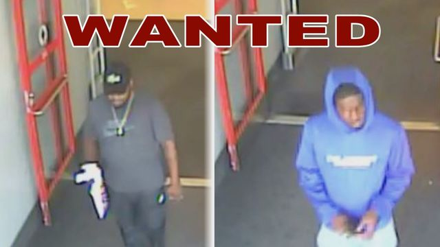 Suspects Wanted for Breaking Into Cars at Daphne Sports Complex
