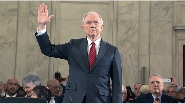 Sessions faces Congress amid new Russia probe details