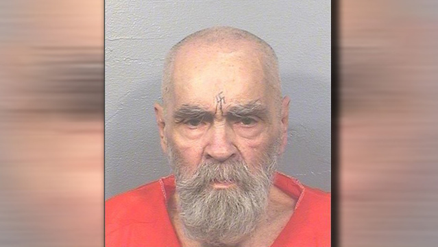 Report: Cult leader Charles Manson hospitalized in California