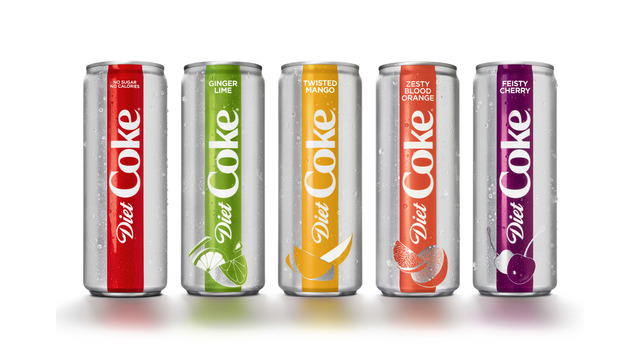 Diet Coke Adds New Flavors, New Cans for 'New Generation'