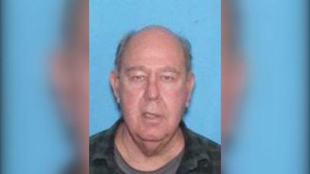 UPDATE: Missing 72-Year-Old Man Found