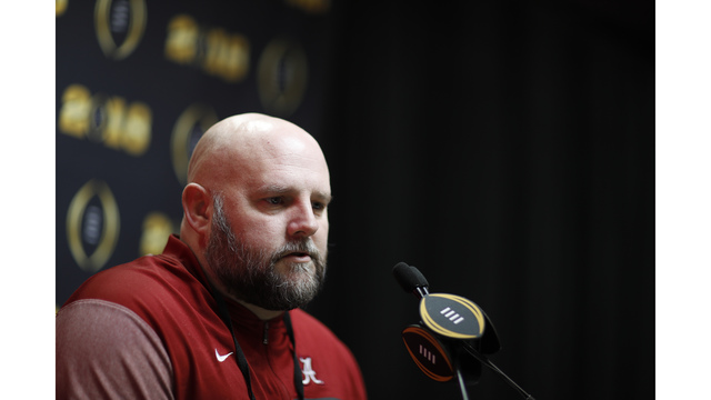 Brian Daboll leaving Alabama for National Football League  job