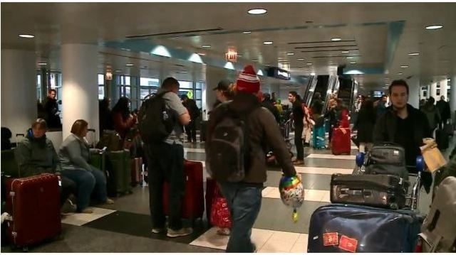 Passengers at Chicago O'Hare airport exposed to measles