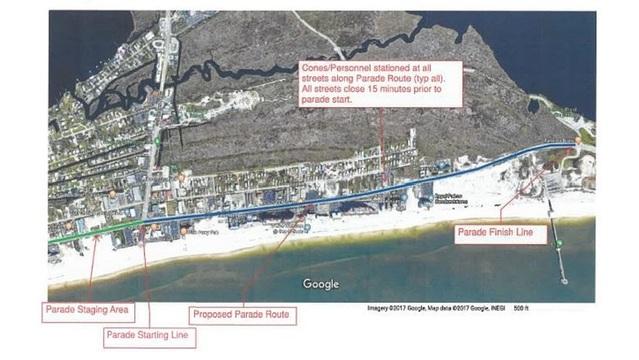 Gulf Shores votes to change Mardi Gras parade route