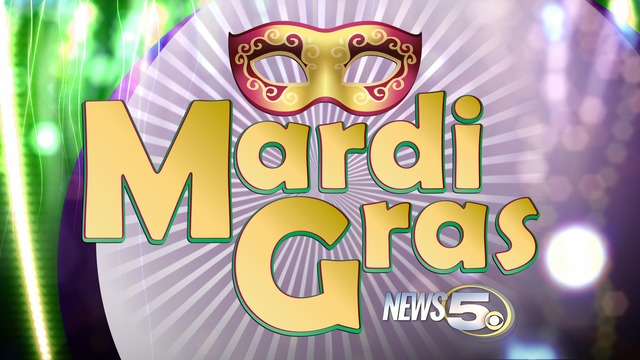 Hattiesburg family refuse to let weather rain on their Mardi Gras Parade