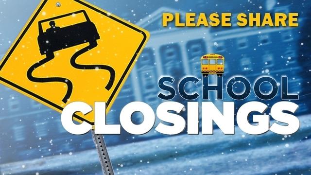 Thursday School Closings: Mobile, Baldwin schools join growing list