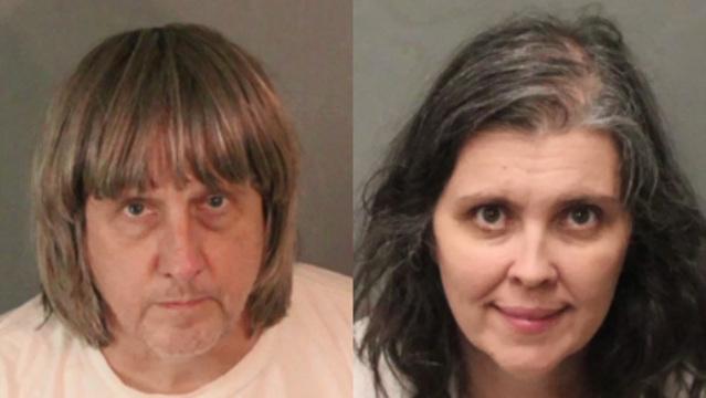 California house of horror: 13 starving children 'spoke like ROBOTS'