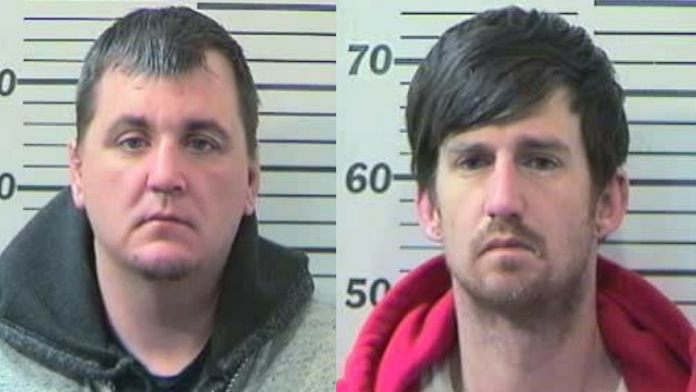Two Mobile County men charged in ID theft case, car break-in