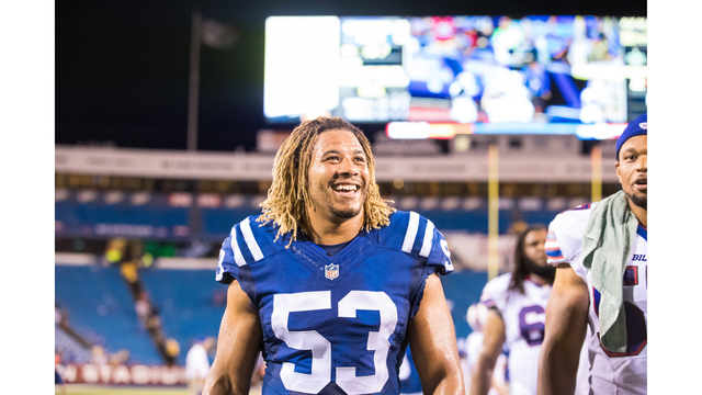 Driver who hit Colts linebacker was an undocumented immigrant, police say
