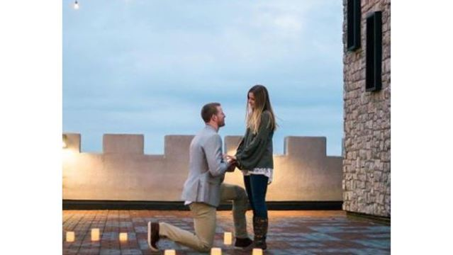 'She said YES!' Carson Wentz engaged to girlfriend