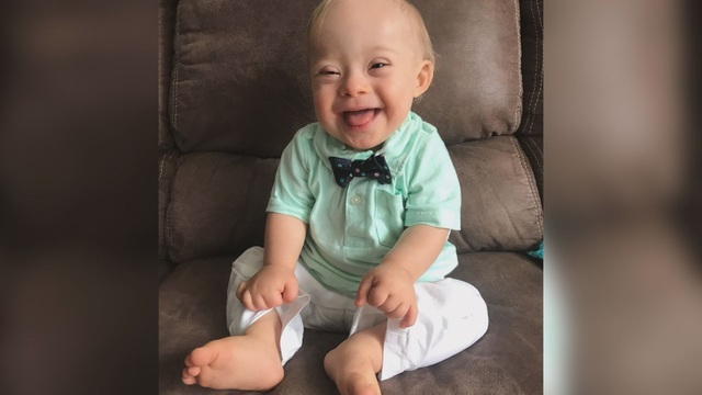 Dalton baby is new face of Gerber