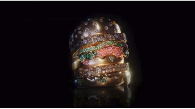 McDonald's giving away 18k gold 'Bling Mac ring