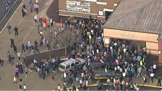Seventh grader shoots himself in OH school, prompting lockdown