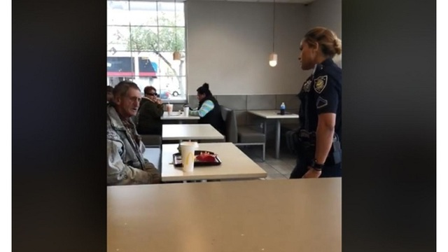 South Carolina McDonald's Kicks out Homeless Man, Diner Who Bought Him Meal
