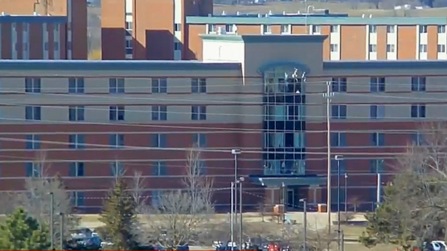 Shooting reported at Central Michigan University campus; suspect at large