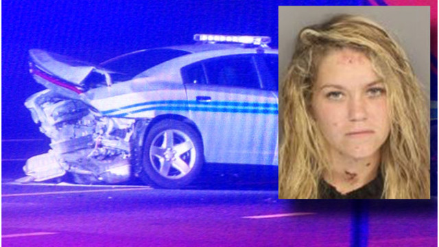 Trooper hurt, woman charged after suspected DUI crash in SC