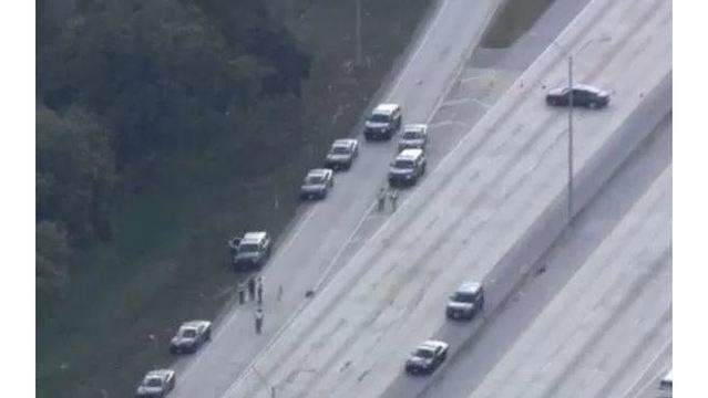 Dog on Florida interstate leads to fatal crash involving semi, 2 vehicles