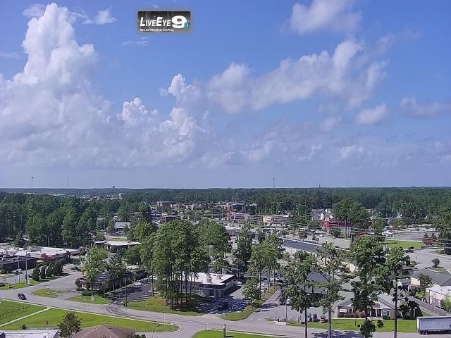 Live Eye 9 From Onslow Memorial, Jacksonville