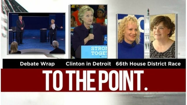 To The Point: Presidential, 66th Michigan House races