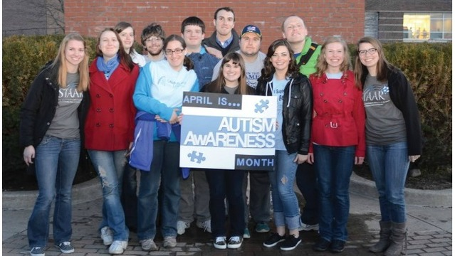 GVSU program recognized for helping students with autism