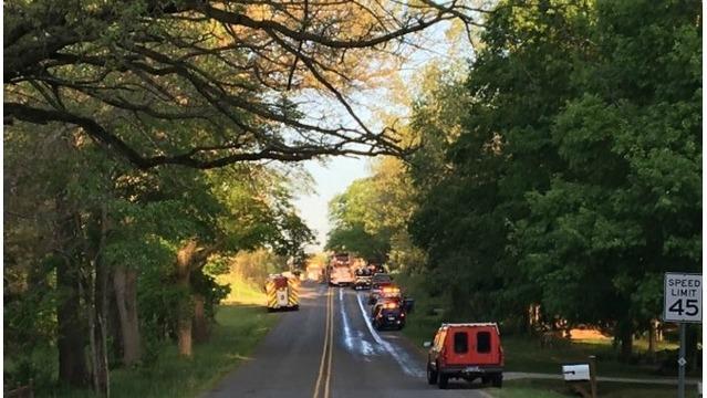 3 escape as flames gut Kalamazoo County home