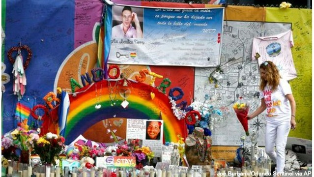 Services to mark 1 year since 49 killed in Orlando nightclub
