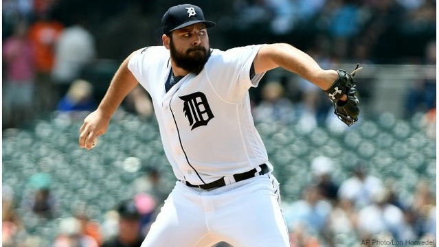 Fulmer outstanding in Detroit's win over Royals