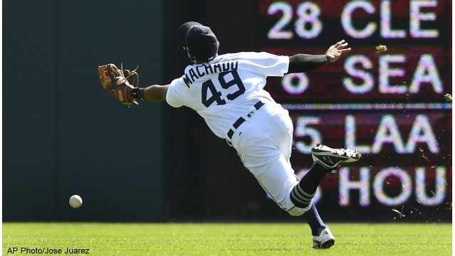 Twins top Tigers for 4-game sweep