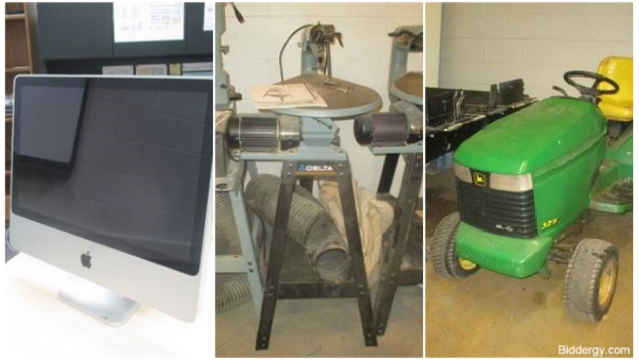 Caledonia schools surplus auction set for Tues.