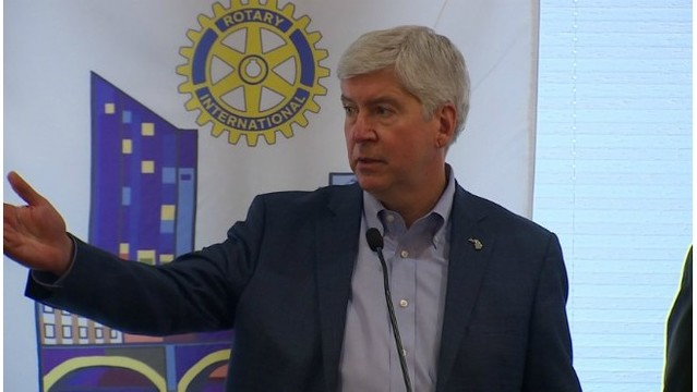 Snyder supportive of extra $175M in road funding