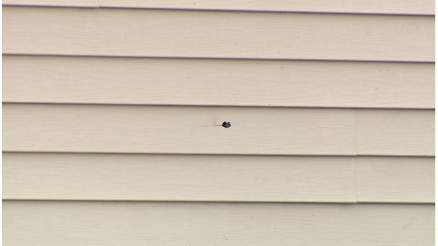 GR home sprayed with bullets; no injuries