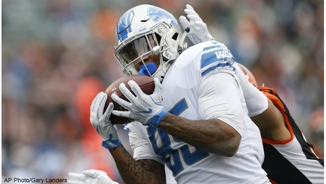 Lions give up on Ebron