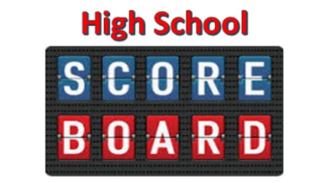 PrepZone High School Scoreboard