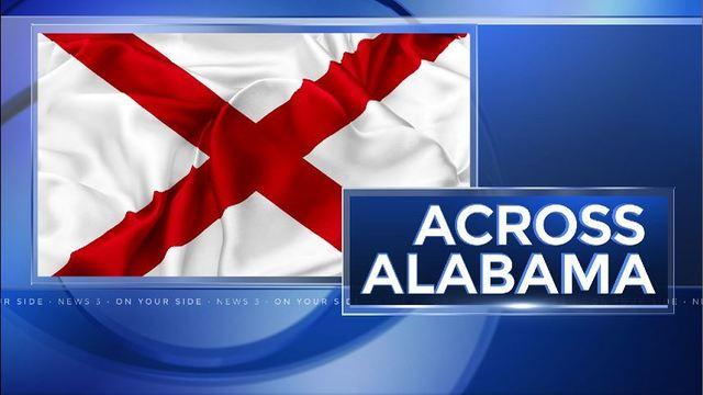 Tornado destroys homes in Alabama as Harvey hits