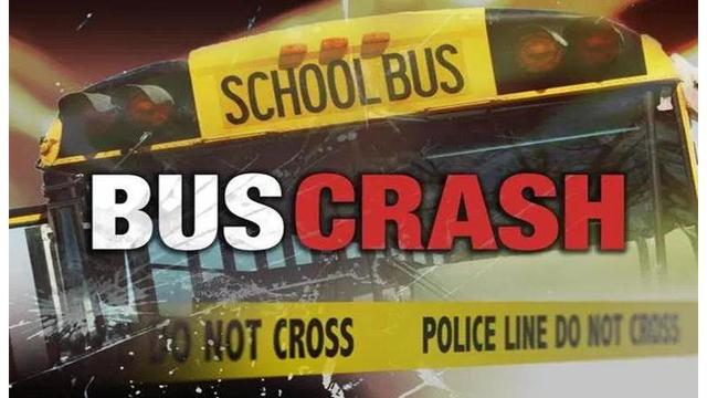MCSD: No students injured in school bus crash