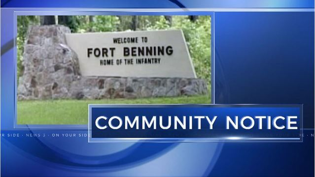 Ft. Benning officials say wildfire smoke could affect east Columbus