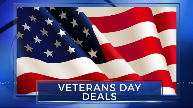 Carmike Cinemas announces special promotions for Veterans Day