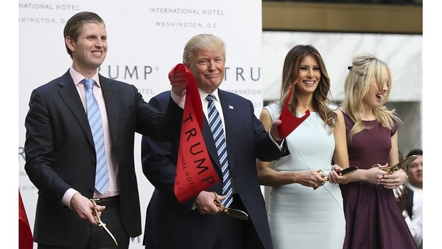 A look at the Trump family tree