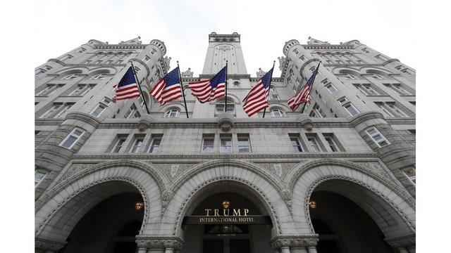 Trump to host Trump re-election fundraiser at Trump hotel