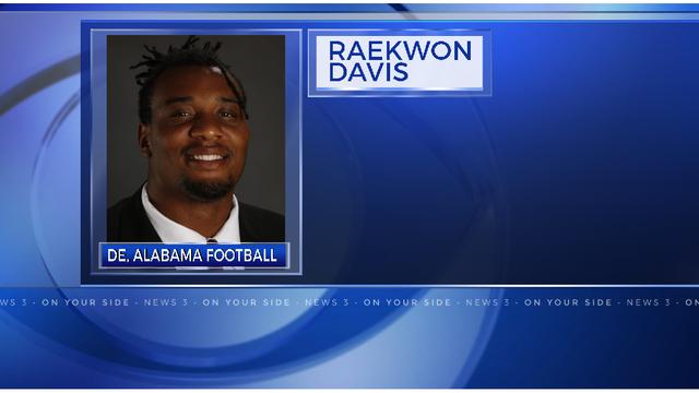 Alabama defensive lineman shot outside Tuscaloosa bar, Florida State game status unclear