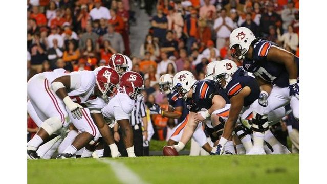 Alabama football announces 2018 schedule