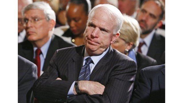 McCain's moment: Ailing senator plays spoiler again for GOP