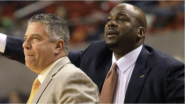 Auburn fires indicted basketball assistant coach Chuck Person