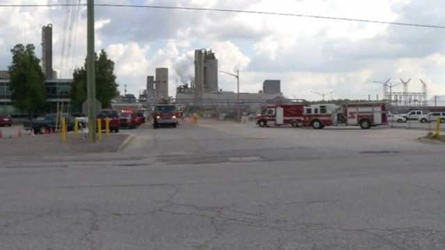 1 dead after explosion at Augusta chemical plant