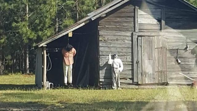 GBI, NAACP investigate controversial Halloween decoration in southeast Georgia