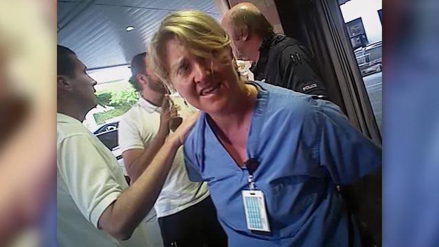 Detective fired, another officer demoted after nurse arrest