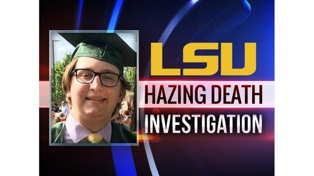 10 arrested in fatal LSU hazing investigation