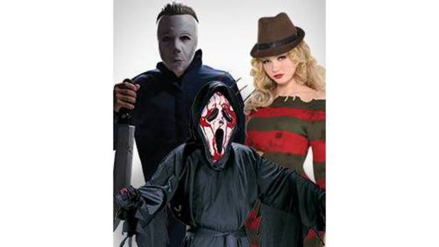 Celebs, too, enjoy fun of costumes on holiday